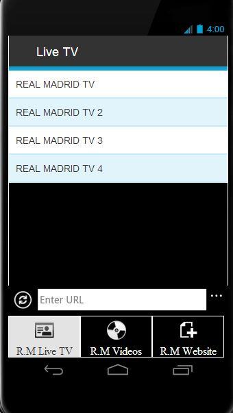 Live Tv Url