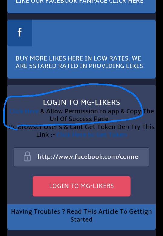 MG likers app Android App - Download MG likers app