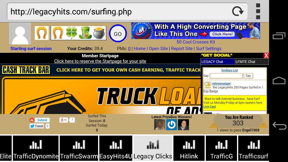 Traffic Browser Elite Android App - Download Traffic Browser Elite