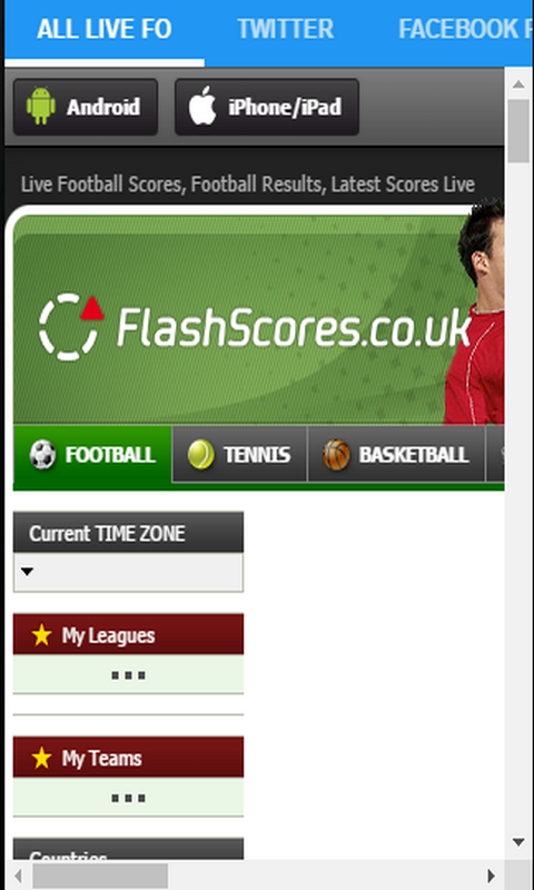All Live Fooball Channel Android App - Download All Live Fooball Channel