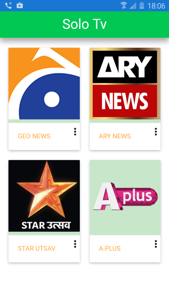 Solo Tv Android App - Download Solo Tv