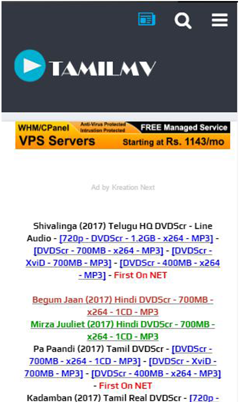 download torrent files for tamil movies
