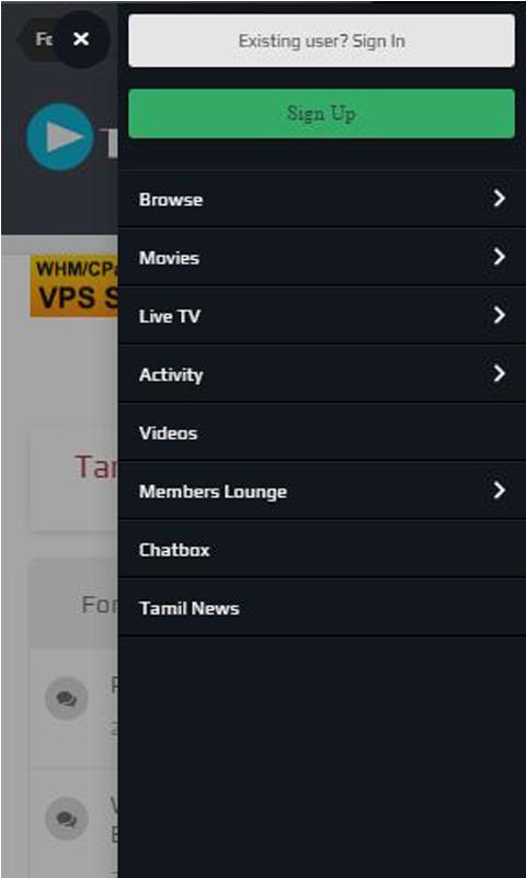 TamilMV MX Android App - Download TamilMV MX