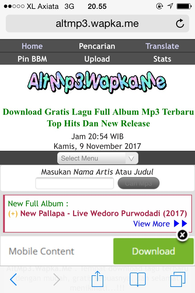 AltMp3 Top Download Music New Release Android App - Download AltMp3