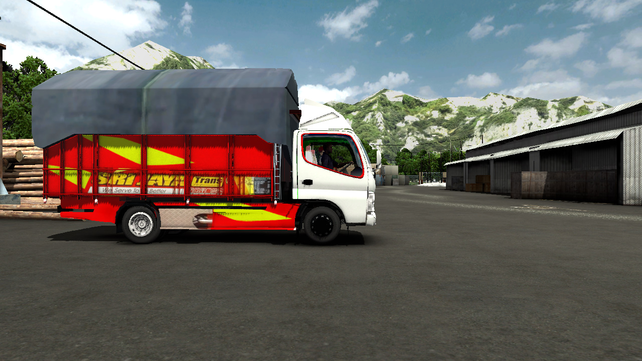 ETS2 MOD BUS INDONESIA Android App - Download ETS2 MOD BUS INDONESIA