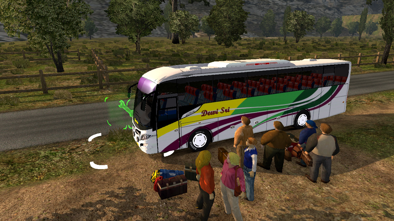 ETS2 MOD BUS INDONESIA Android App - Download ETS2 MOD BUS