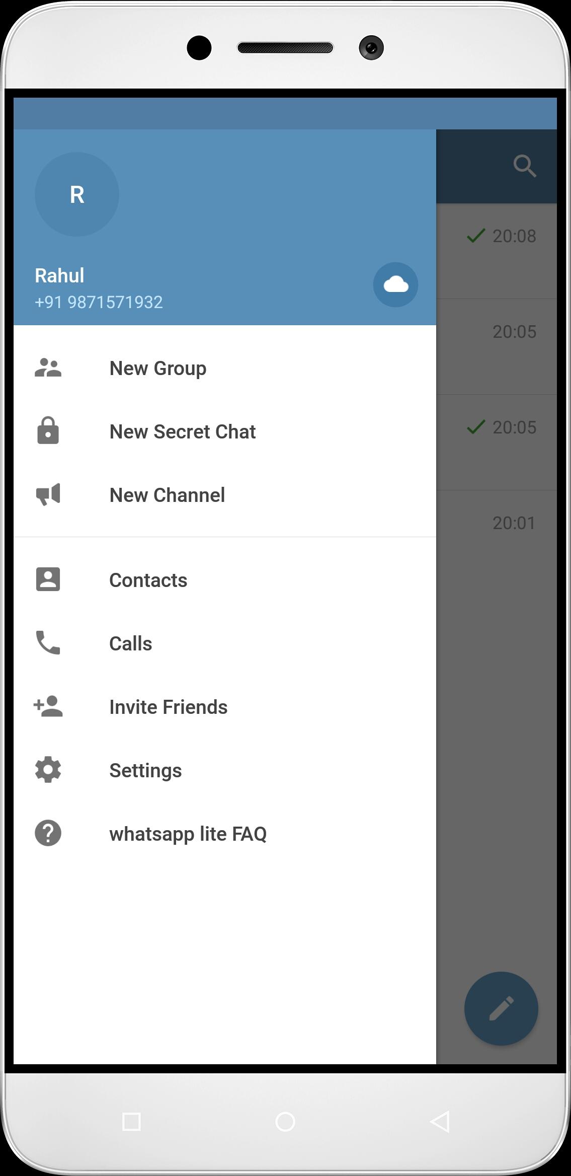 whatsapp lite Android App - Download whatsapp lite