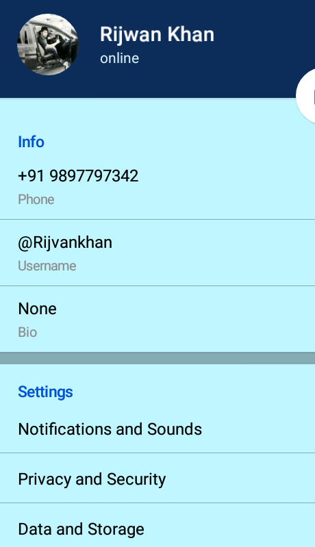 TS MESSAGE Android App - Download TS MESSAGE