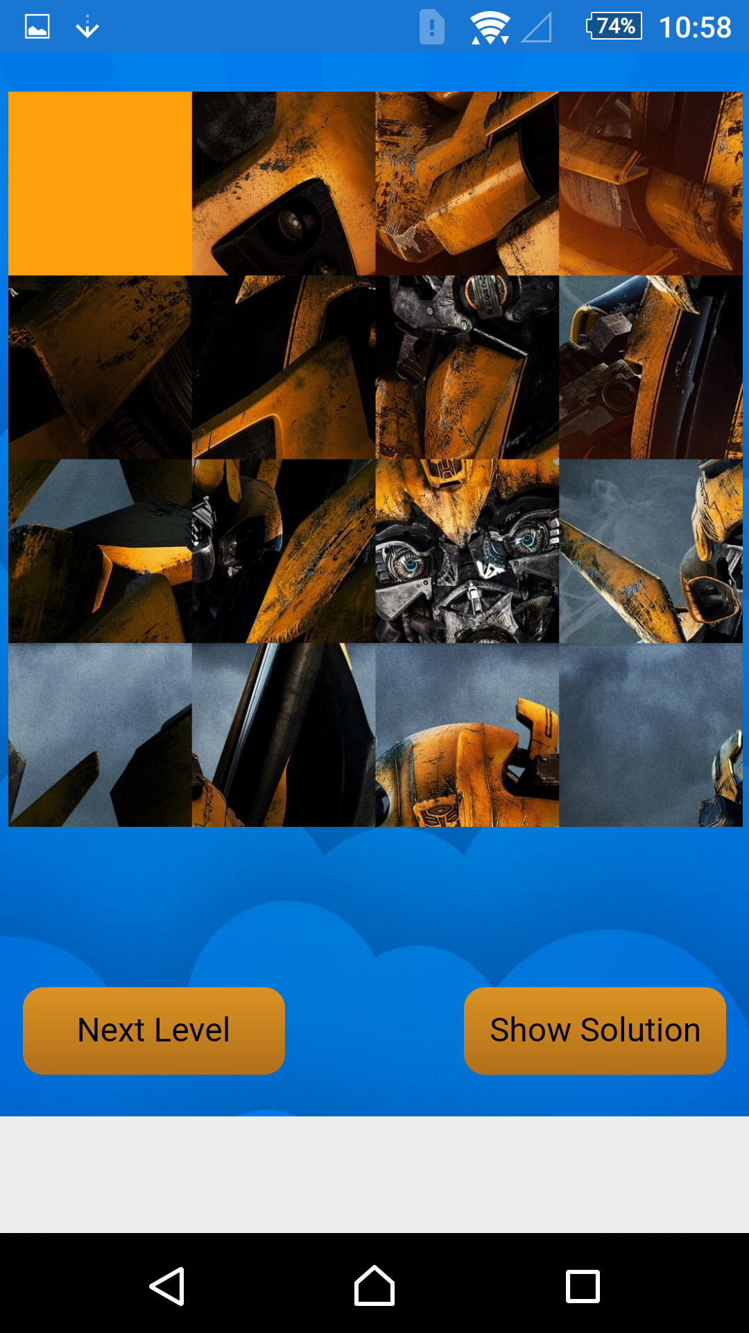 Puzzle Robot Android App - Download Puzzle Robot
