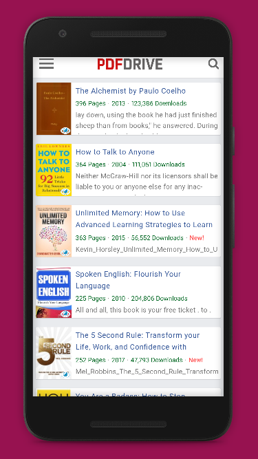Free Books Android App - Download Free Books