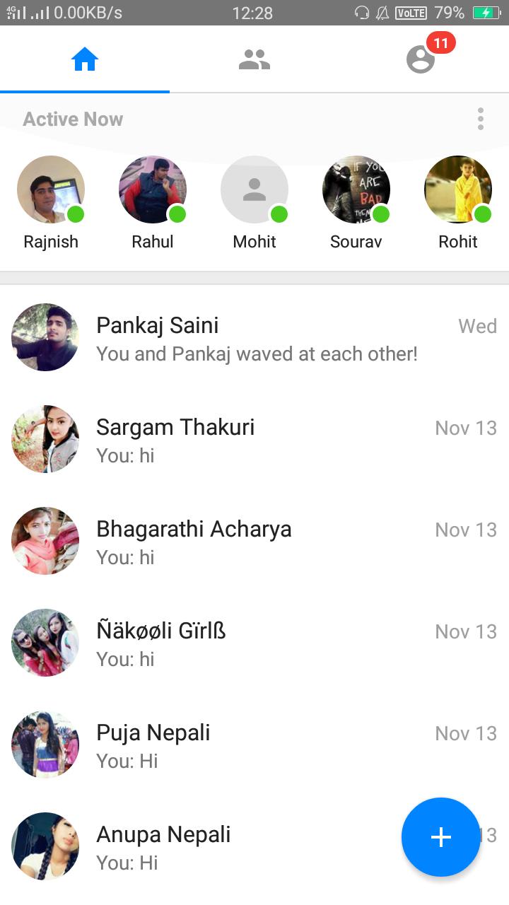 Messenger lite free Android App - Download Messenger lite free
