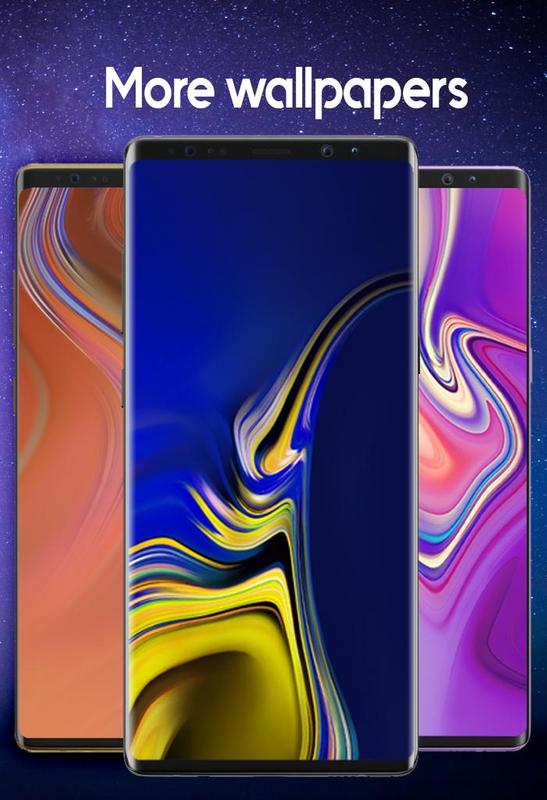 Samsung Note 9 Wallpaper Gni Android App Download Samsung Note 9