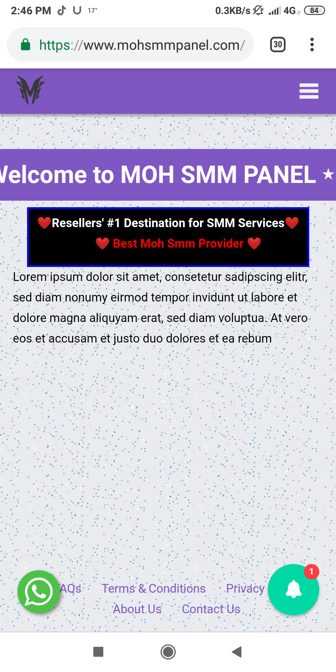 MOH SMM PANEL Android App - Download MOH SMM PANEL
