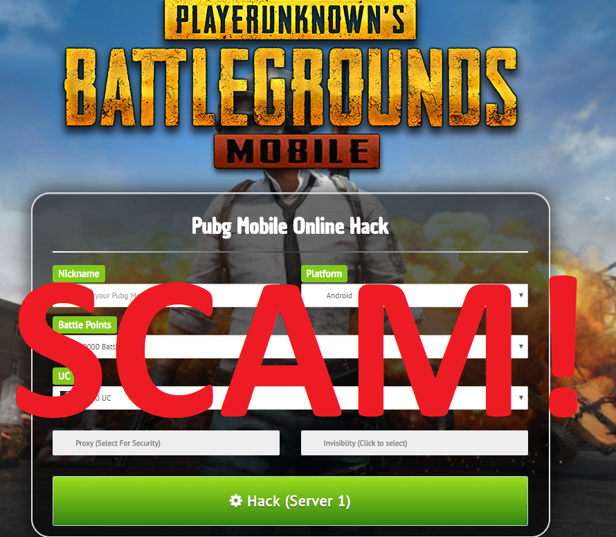 Start Pubg Mobile Hack Uc | Digitaldjs